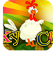 free funky chicken mobile slot